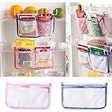 istore Refrigerator Fridge Storage Hanging Pocket Bag Container