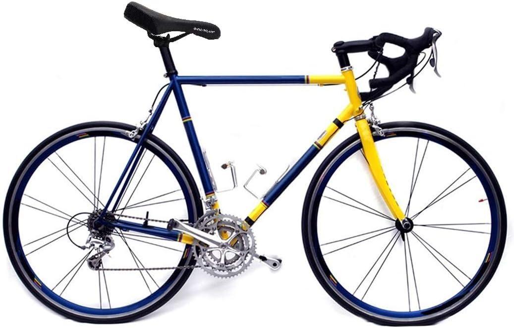 Dunlop Gel Selle Siège Rembourré Ville Touring Vélo Cycle confortable RIDE *