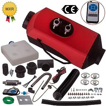 Maxpeedingrods 12v 5kw Standheizung Luftheizung Mit Digitar Schalter Für Pkw Lkw Wohnmobil Auto