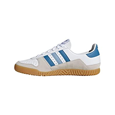 more photos c37ee 5a70e adidas Herren Indoor Comp SPZL Cross-Trainer Weiß FtwwhtSupcolCbrown, 40