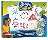 Magic Canvas by PlaSmart - Dual-sided Water Canvas, Re-Usable, No Mess! No Clean Up! Includes 1 dual-sided Magic Canvas and 1 Water stylus, Ages 12 months and up