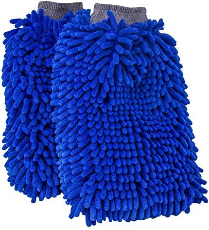 Relentless Drive Ultimate Car Wash Mitt - 2 Pack Extra ...