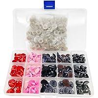 BITEYI Coloridos Plastic Narices de Seguridad DIY Vistoso