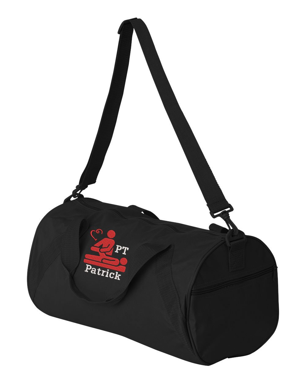 Physical Therapist Personalized Embroidered Duffle Bag
