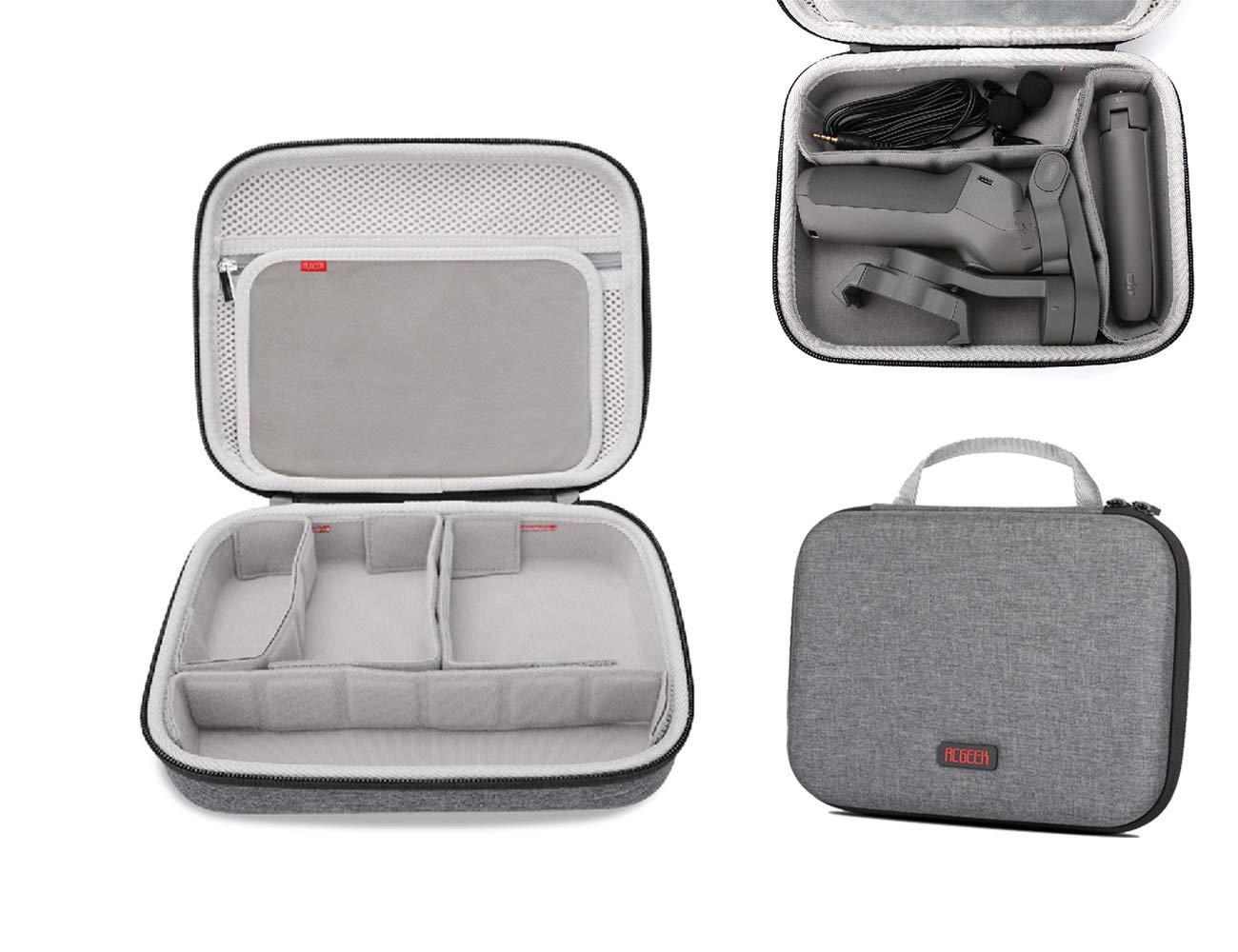 Tineer para OSMO Mobile 3 Estuche de Transporte tr/ípode Nylon Hand Bag Storage Box para dji OSMO Mobile 3 Handheld Gimbal tel/éfono Inteligente y m/ás Accesorios