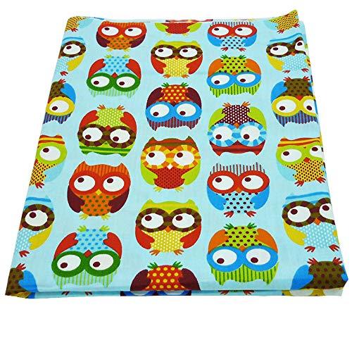 owl quilt squares - 9
