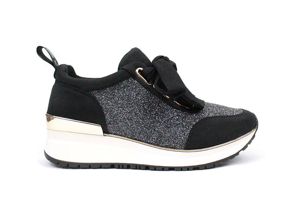 06 MILANO Sneakers da Donna con Lacci, Primavera/Estate SN0121_1-P