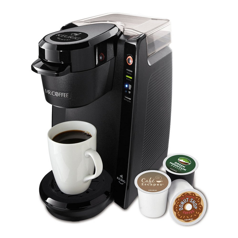 best single cup coffee brewer for k cups