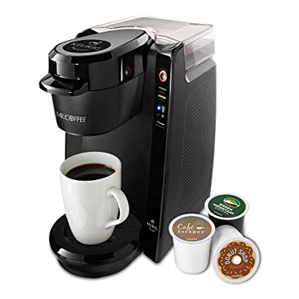 Amazoncom Mr Coffee Single Serve 24 Oz Coffee Brewer Black