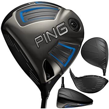Amazon.com: Ping G Conductor 9 (Grafito alta 55, Stiff) Club ...