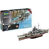 Revell-Tripitz Acorazado alemán Tirpitz, Platinum Edition, Limited Editionkit