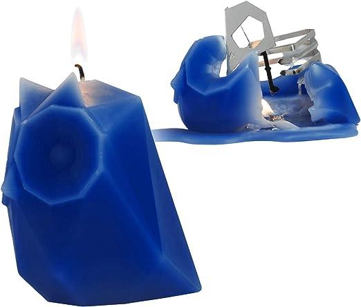 Einar, Black PyroPet Animal Shaped Skeleton Candles by 54 Celsius