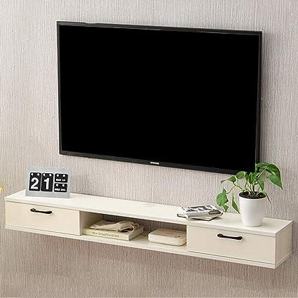 Televisor Montado en la Pared Gabinete Estante de TV Flotante ...