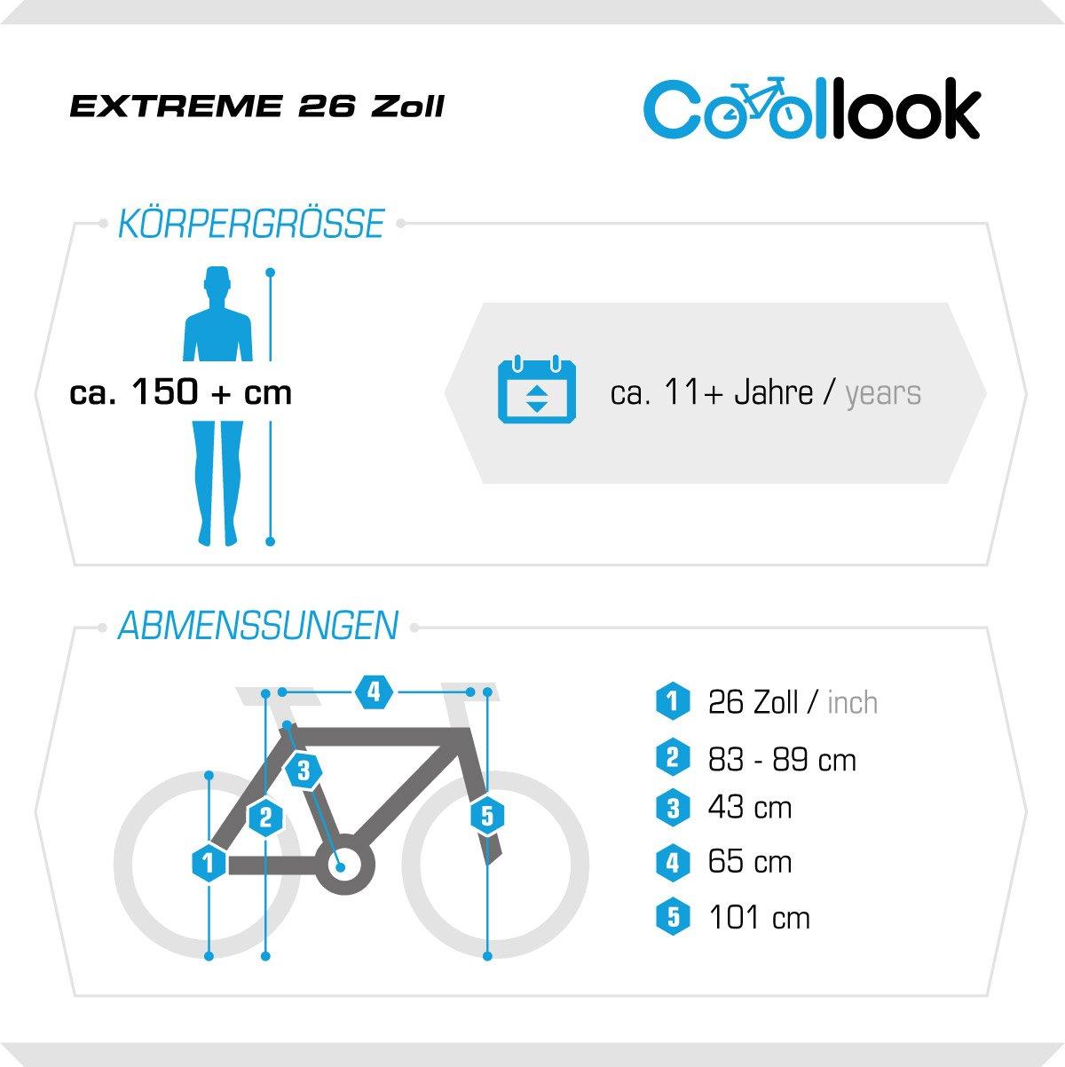 26 Zoll Multibrand Extreme Fahrrad Fully Full Suspension Mountainbike Mtb Rahmen 43 Cm Vorderer Und Hinterer Kotflügel 18 Gang Schaltung Mit