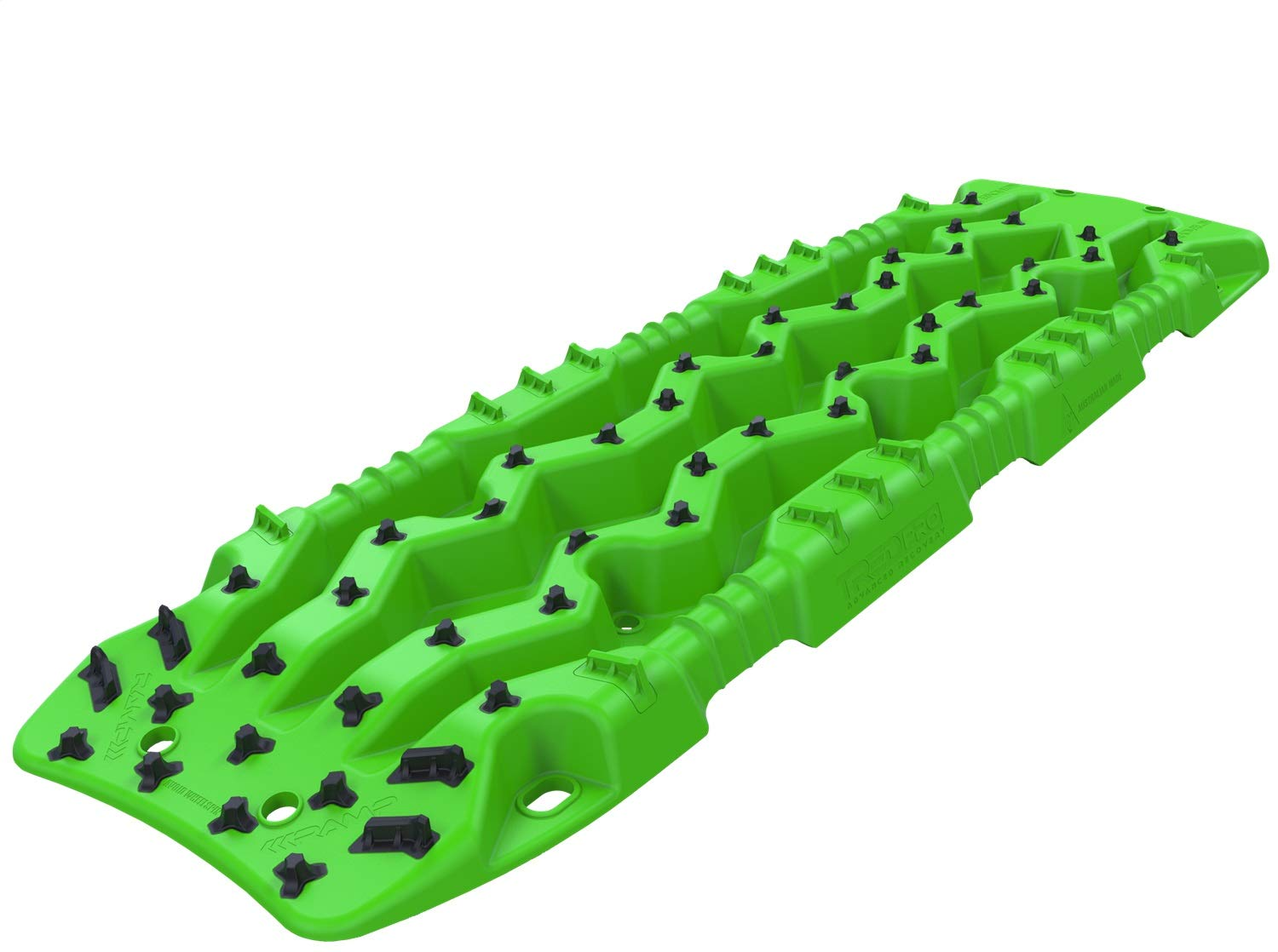 ARB TRED PRO RECOVERY BOARDS TREDPROGR Green With Black Teeth Green//Black