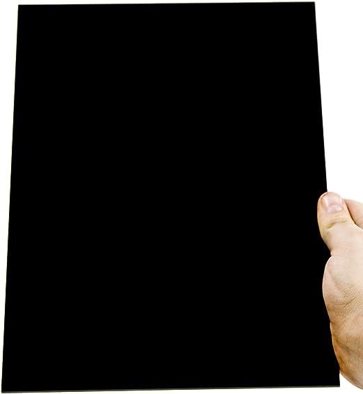 3mm XT Acryl-Zuschnitt//Plexiglas-Platte transparent 70 x 50 cm