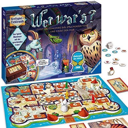 Ravensburger 218547 - Juego de Tablero (Viajes/Aventuras, 45 min, 6 año(s), Multicolor): Amazon.es: Juguetes y juegos