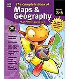 Carson Dellosa Complete Book of Maps and Geography