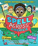 #4: Spell Across America: 40 word-based stories, puzzles, and trivia facts offer a road-trip tour across the United States (Scripps National Spelling Bee)