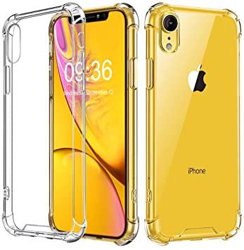 coque arriere iphone xr transparente
