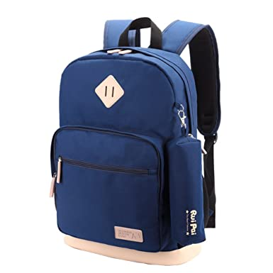 5074f09ef702 Primary Children School Bags Kids Backpack Schoolbags Satchel for Boys and  Girls-Blue