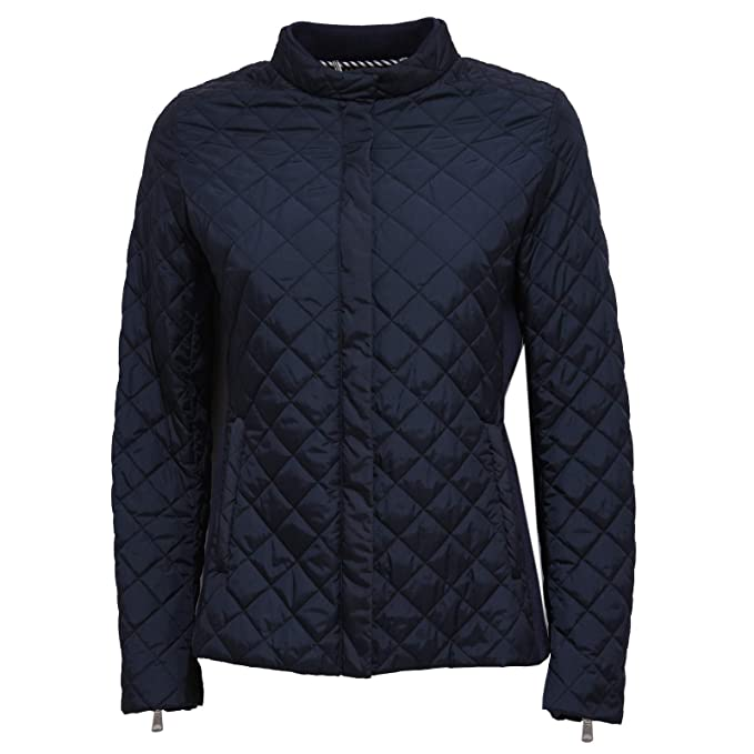 Max Mara 7763X Giubbotto Donna Weekend Blue Middle Season Jacket Woman   40   Amazon.it  Abbigliamento 364ac527f351