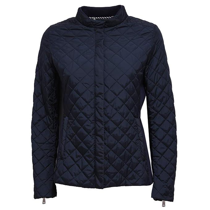 Max Mara 7763X Giubbotto Donna Weekend Blue Middle Season Jacket Woman: Amazon.es: Ropa y accesorios