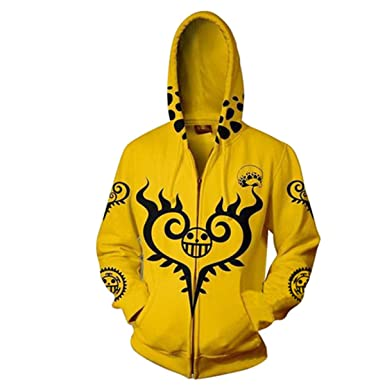 Amazon.com: Japanese Anime Hoodies One Piece Zipper Hoodie Marvel Hoodie Hooded Sweatshirt: Clothing