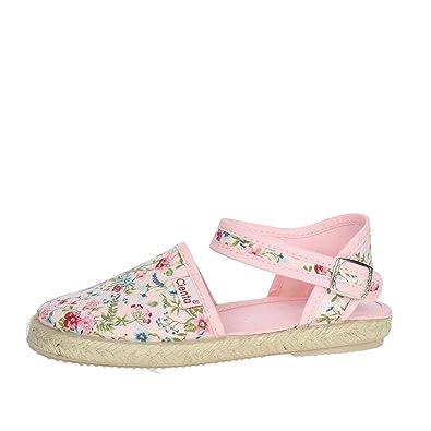 e9c90a40166fa CIENTA 40025 Espadrilles Fille  Amazon.fr  Chaussures et Sacs