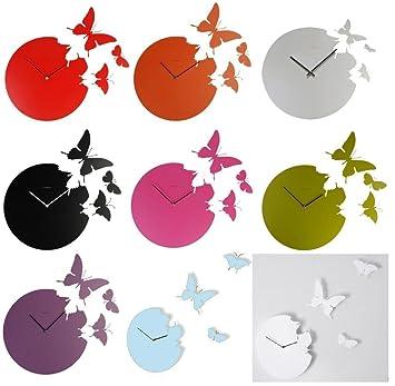 Diamantini&Domeniconi orologio da parete Butterfly\