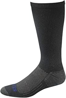 product image for Bates Men's Coolmax Perfor Socks, Black, L
