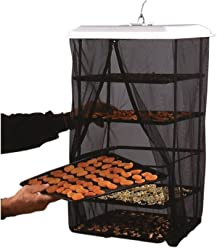 Food Pantrie Solar Food Dehydrator - Hanging Dehydration System - Non-Electric, Eco Friendly