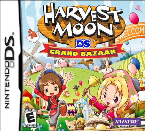 Harvest moon ds kuche