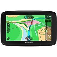 """TomTom VIA 53 - GPS Navegación con pantalla táctil de 5"""", mapa de 48"""