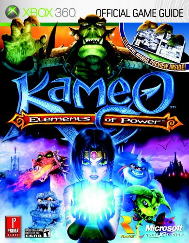 Kameo: Elements of Power (Prima Official Game Guide) ()