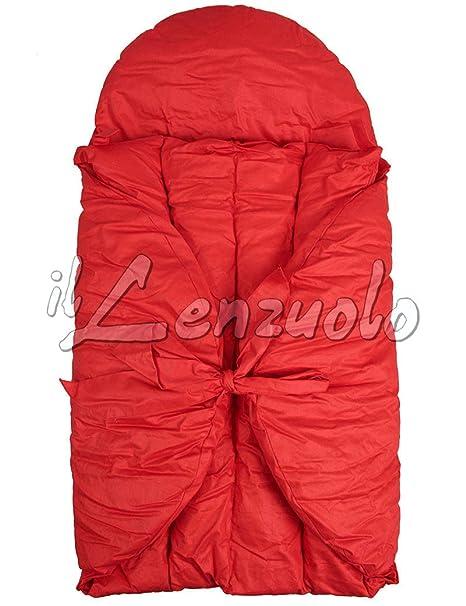Suma Saco de dormir de pluma de ganso 009 Rojo [80282]