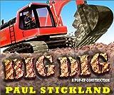 Big Dig, Paul Stickland, 192992741X