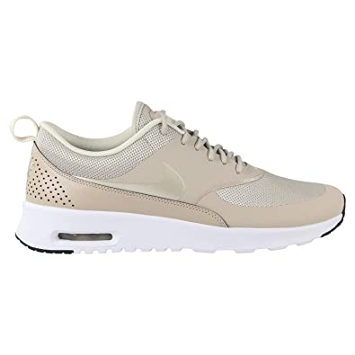 new product 6a9ef 8785b Nike WMNS Air Max Thea, Chaussures de Fitness Femme, Multicolore  (String Light