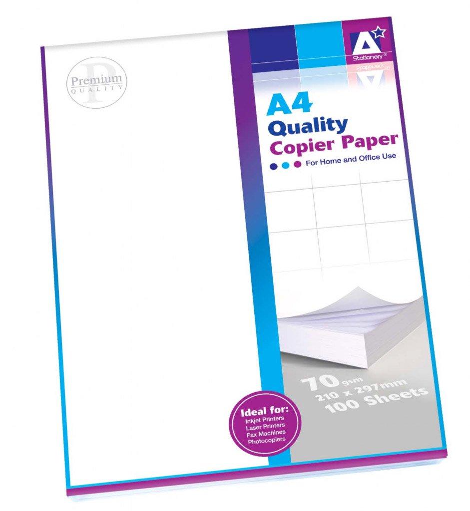Anker para International Papelería Papel para Anker fotocopiadora (90 hojas unidades) bec217