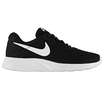 new style 2ce38 65b6e Nike Tanjun Training Shoes Womens BlackWhite Gym Fitness Trainers Sneakers  (UK3) (