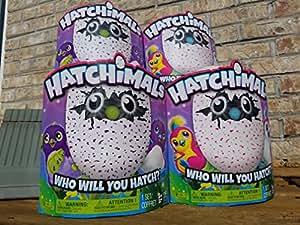 Hatchimals set of 4
