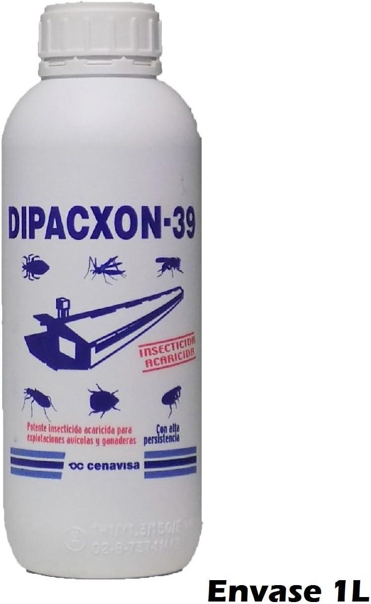 DIPACXON 39 Insecticida-acaricida 1L para explotaciones avícolas y ganaderas