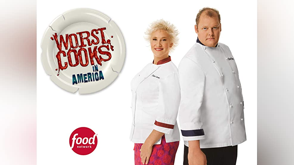 Worst Cooks in America - Season 1