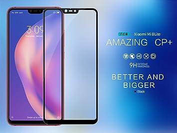 Nillkin Amazing CP+ Xiaomi Mi 8 Lite: Amazon.es: Electrónica