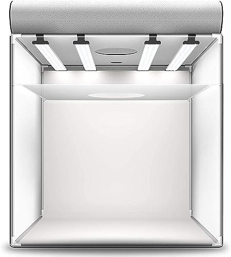 HAVOX-Photo Studio HPB-80XD Super Bright CRI 93 Dimmable LED Lighting 32 x 32 x 32 Lightbox