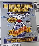 Royce Gracie Ken Shamrock Pat Smith +4 Signed UFC 1 16x20 Photo Poster - PSA/DNA Certified - Autographed UFC Photos review