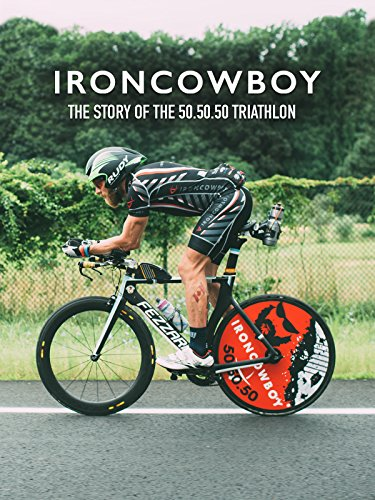 Iron Cowboy | The Story of the 50.50.50 Triathlon