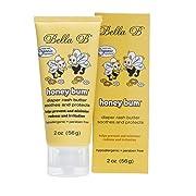 Bella B Honey Bum Diaper Rash Butter, 2 Oz