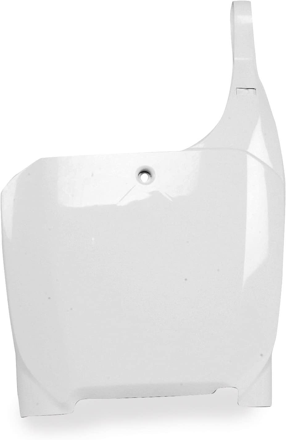ACERBIS NUMBER PLATE WHITE HONDA CR85 2003-2007