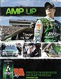 AUTOGRAPHED 2010 Dale Earnhardt Jr. #88 AMP Energy Team NASCAR Hero Card